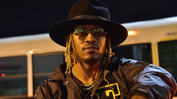 On the Charts: Future Nabs Third Number One LP in Seven Months