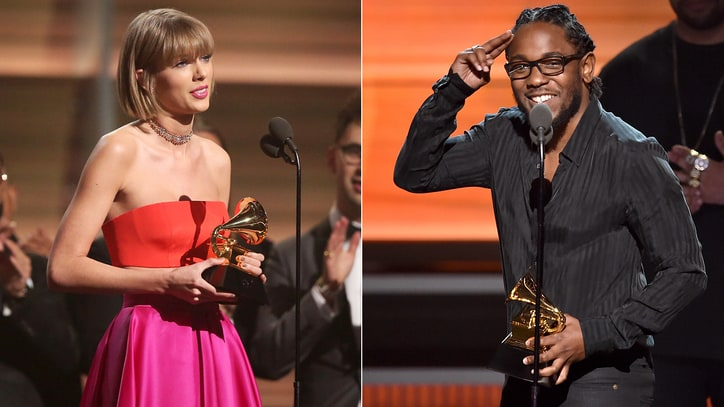 Taylor Swift, Kendrick Lamar Win Big at 2016 Grammys