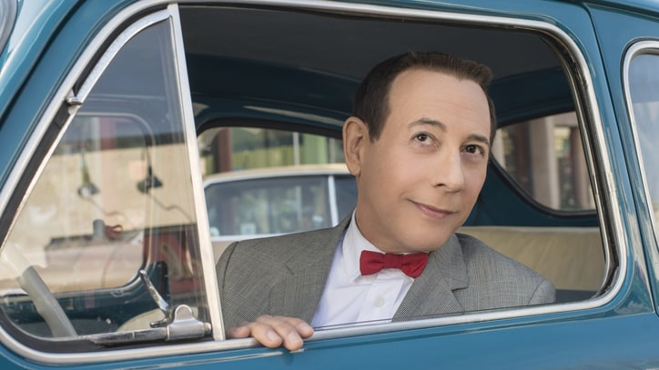 Watch Pee-wee Herman Hit the Road in Wild, Wacky 'Big Holiday' Trailer
