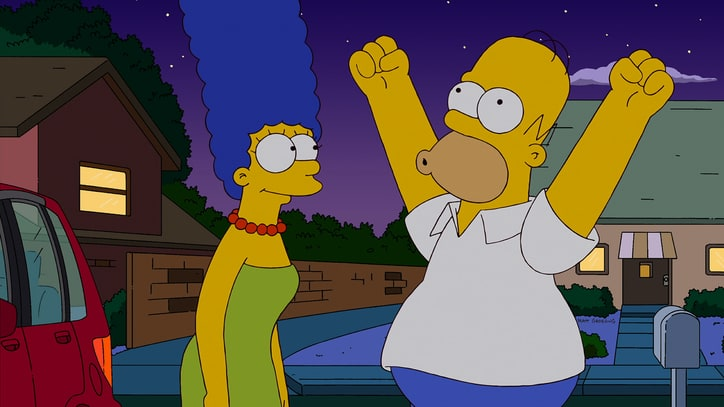 'The Simpsons' Plot Live Segment Featuring Q&A With Homer