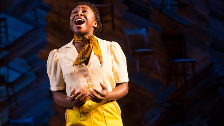 Listen to Premiere Track From 'The Color Purple' Broadway Cast Recording