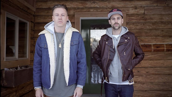 Macklemore, Ryan Lewis Tag Team 'Buckshot' With KRS-One, DJ Premier