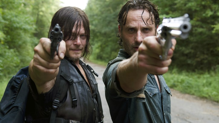 'The Walking Dead' Recap: Jesus Saves