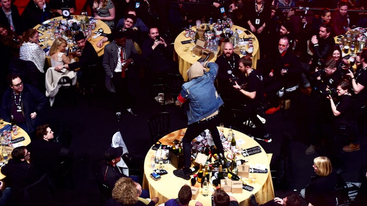 Bring Me the Horizon: Destroying Coldplay's NME Table Wasn't 'Protest'