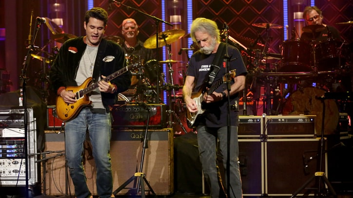 Watch Dead & Company Get Funky With Grateful Dead Classics on 'Fallon'