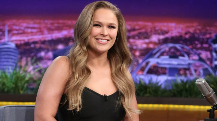 Ronda Rousey Apologizes for Posting Altered Photograph