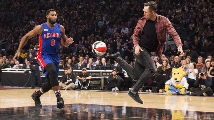 Andre Drummond Knew He Was Doomed in the Dunk Contest
