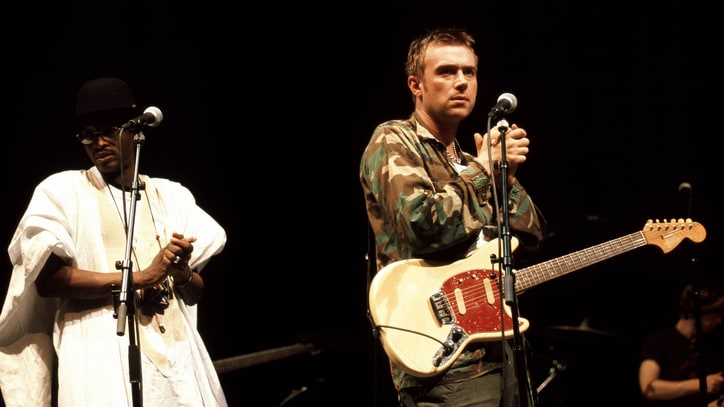 Blur's Damon Albarn Given 'Local King' Status in Mali