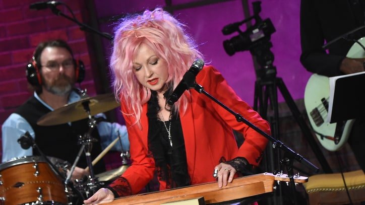 Cyndi Lauper on 'Dirty and Sexy' Country Album