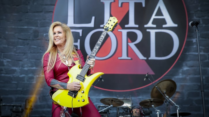 Sex and Drugs With the Sex Pistols: Preview Lita Ford's New Memoir