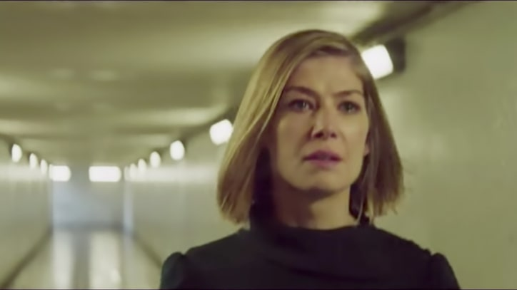 Massive Attack Recruit Rosamund Pike for Haunting New Video