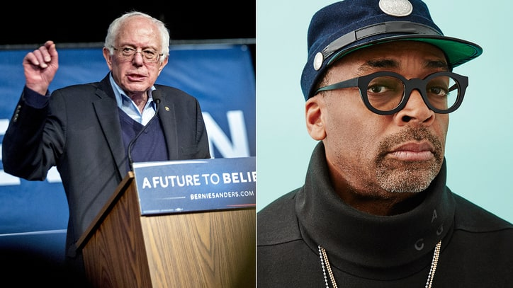 Spike Lee: Bernie Sanders 'Will Do the Right Thing'