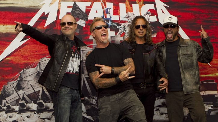 See Metallica Explain Why They're 2016's Record Store Day Ambassadors
