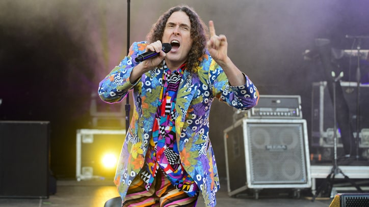'Weird Al' Yankovic Schedules Second Sprawling 'Mandatory Fun' Tour