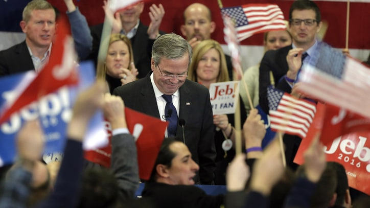 Jeb Bush, and Dying With Indignity