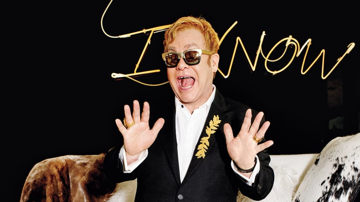 Elton John: The Bitch at Peace