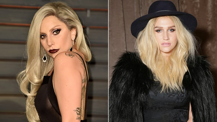 Lady Gaga Defends Kesha: 'Stop Victim-Shaming'