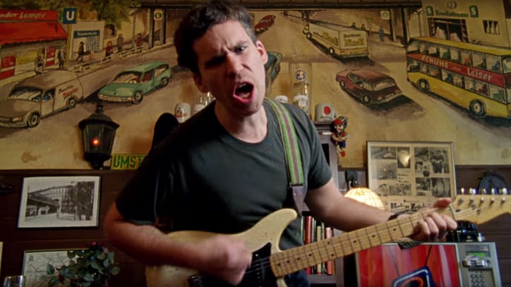 Parquet Courts Stagger Through Germany in 'Berlin Got Blurry' Video