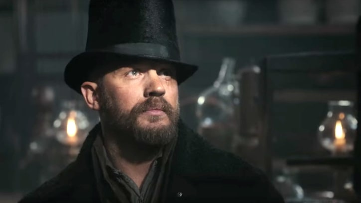 Watch the Gripping, Menacing Trailer for Tom Hardy's 'Taboo'