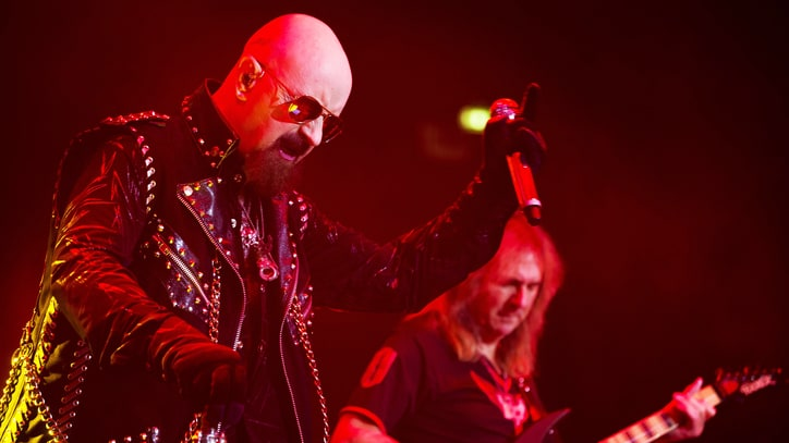 See Judas Priest's Electrifying 'Breaking the Law' From New Live DVD