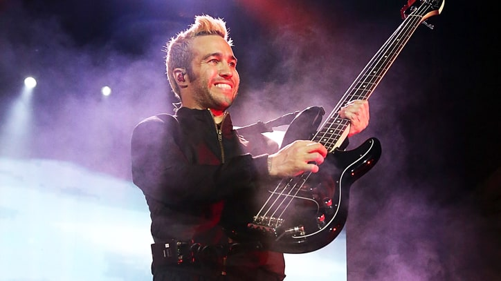 Fall Out Boy's Pete Wentz Talks Kanye, 'Star Wars,' 5 Seconds of Summer
