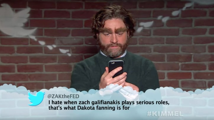 Watch Seth Rogen, Clooney, Emily Blunt Read Mean Tweets on 'Kimmel'