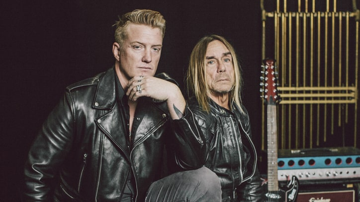 Hear Iggy Pop and Josh Homme's Winding, Scorching 'Sunday'