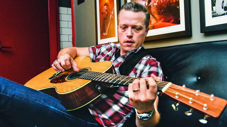 Jason Isbell on Getting Sober, Finding the Perfect Rhythm Section