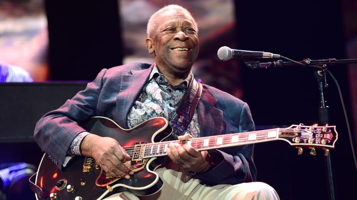 Hear B.B. King's Granddaughter's Tribute to Blues Legend