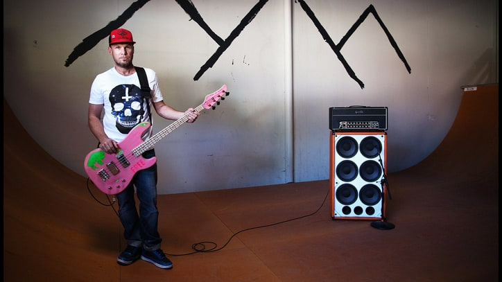 Pearl Jam Bassist Jeff Ament Talks New LP, Tour With RNDM