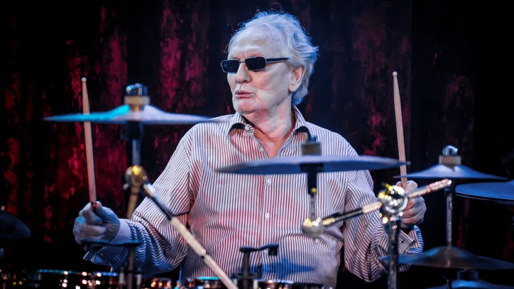 Ginger Baker Cancels Tour Due to 'Serious Heart Problems'