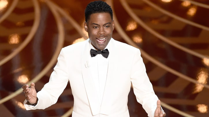Chris Rock Takes No Prisoners With Oscars 2016 Monologue