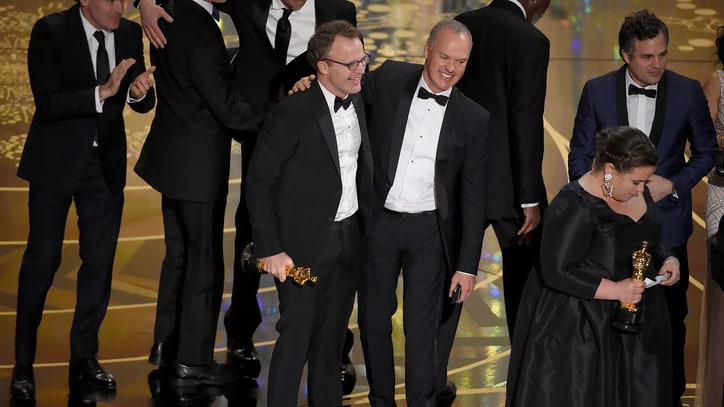 Oscars 2016: 'Spotlight,' 'The Revenant,' 'Mad Max' Win Big