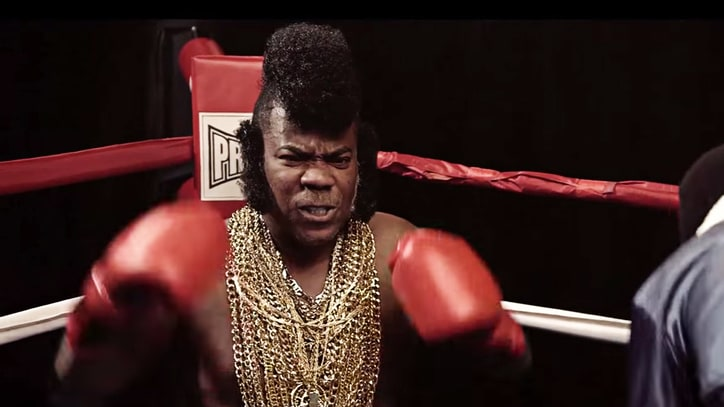 Watch Tracy Morgan, Kimmel Star in Fake 'Creed' Sequel 'Clubber'