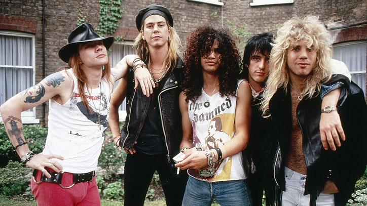 Izzy Stradlin Will Have 'No Involvement' in Guns N' Roses Reunion
