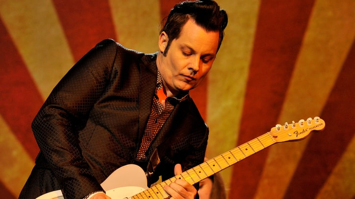 See Jack White Sing 'You Are the Sunshine of My Life' With the Muppets