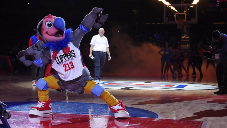 Everyone Hates the Clippers' New Mascot, Chuck the Condor