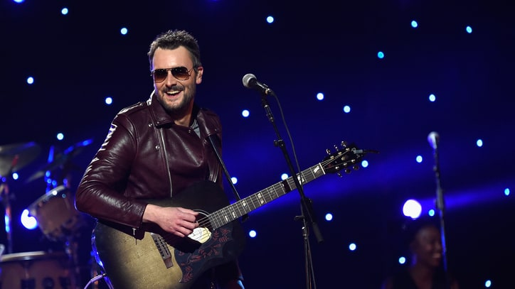 Eric Church, Brad Paisley Lead Gulf Coast Jam Lineup