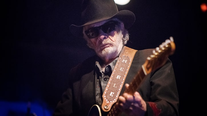 Merle Haggard Postpones March Tour After Pneumonia Returns