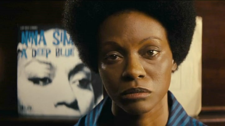 See Zoe Saldana Channel Nina Simone in Fiery 'Nina' Trailer