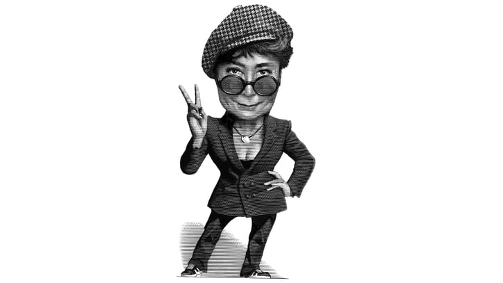 Yoko Ono on Bowie Memories, How Meeting John Lennon 'Saved' Her