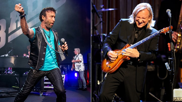 Joe Walsh, Bad Company Plot 'One Hell of a Night' Tour