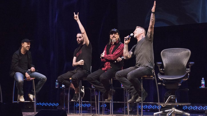 10 Things We Learned at Lars Ulrich's 'Front Row' Summit