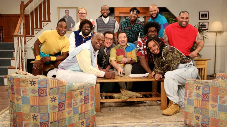 Watch Fallon, Roots Recreate Cheesy 'TGIF' Sitcoms on 'Tonight Show'