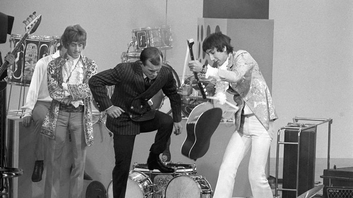 Flashback: Watch the Who Blow Up 'Smothers Brothers' in Primetime