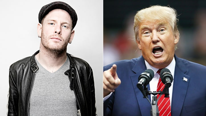 Slipknot's Corey Taylor Talks Trump: 'We're Going to Shut This S--t Down'