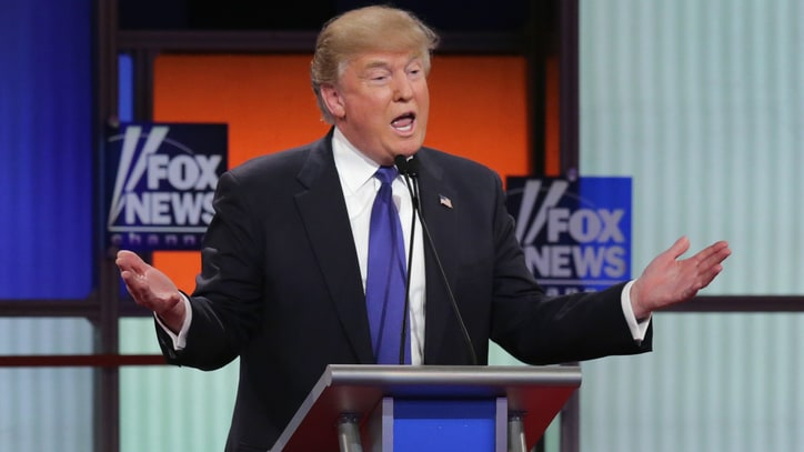 Watch Every Time Fox News Attacked Trump at the GOP Debate