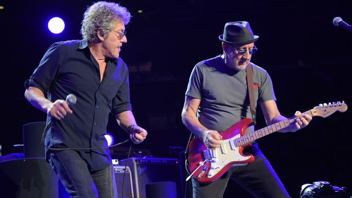 The Who Pay Tribute to David Bowie at New York Concert