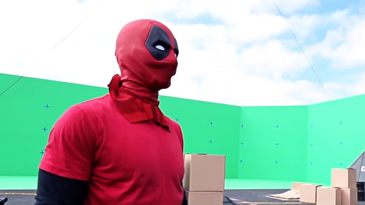 'Deadpool': Watch Exclusive Behind-the-Scenes Fight Footage
