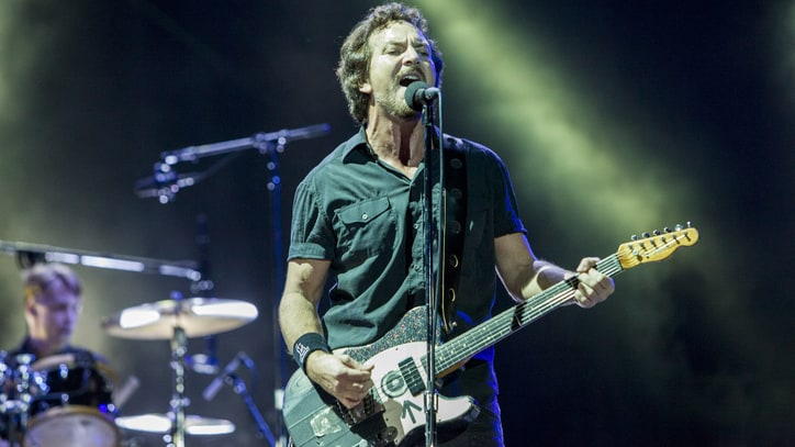 Eddie Vedder on How the Who Blew His Mind as a Kid, Changed His Life